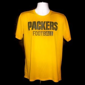 Nike Dri-fit NFL Green Bay Packers t-shirt